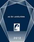Év levéltára logó 2012