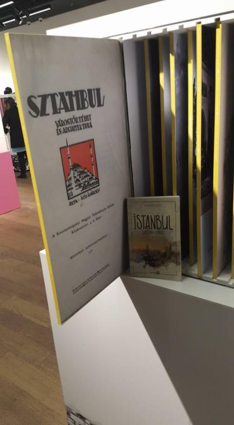 Kós kiállítás Isztambul